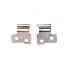1 Pair for Macbook Air 13.3 inch A1237 & A1304 (2008 & 2009) Steel LCD Hinge Brackets