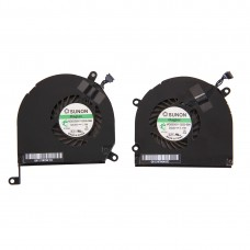 1 Pair for Macbook Pro 15.4 inch (2009 - 2011) A1286 / MB985 / MC721 / MC371 Cooling Fans (Left + Right)