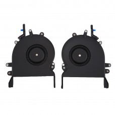 1 Pair for Macbook Pro 15.4 inch with Touchbar A1707 (2016 - 2017) Cooling Fans (Left + Right)