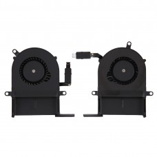1 Pair for Macbook Pro 13.3 inch A1425 (Late 2012 - Early 2013) Cooling Fans (Left + Right)