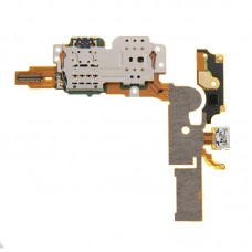 Charging Port Flex Cable + SIM Card Reader Contact  for vivo X5 Pro