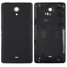 Back Cover for Sony LT30(Black)