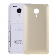 Battery Back Cover  for Meizu MX4(Gold)