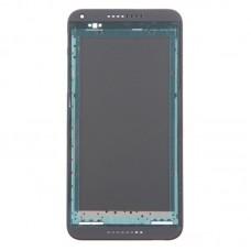 Front Housing LCD Frame Bezel Plate  for HTC Desire 816(Black)