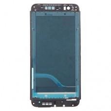 Front Housing LCD Frame Bezel Plate  for HTC One E8(Black)