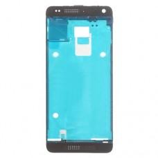 Front Housing LCD Frame Bezel Plate  for HTC One mini M4(Black)
