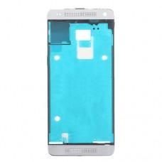 Front Housing LCD Frame Bezel Plate  for HTC One Mini 2 / M8 mini(White)
