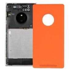 Battery Back Cover  for Nokia Lumia 830(Orange)