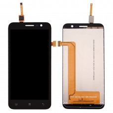 LCD Screen and Digitizer Full Assembly for Lenovo A8 / A806 / A808T