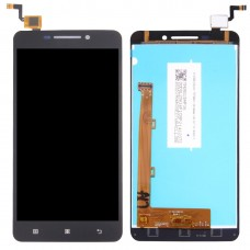 LCD Screen and Digitizer Full Assembly for Lenovo A5000 (Black)