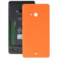 Battery Back Cover for Microsoft Lumia 540 (Orange)