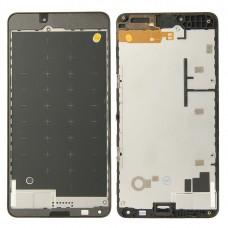 Front Housing LCD Frame Bezel Plate  for Microsoft Lumia 640