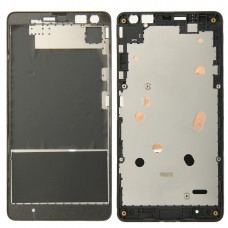 Front Housing LCD Frame Bezel Plate  for Microsoft Lumia 535