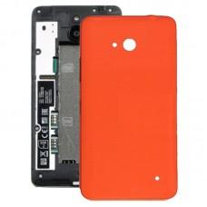Battery Back Cover  for Microsoft Lumia 640(Orange)