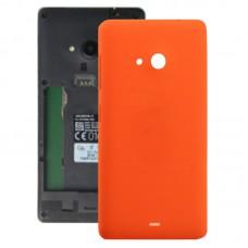 Battery Back Cover  for Microsoft Lumia 535(Orange)