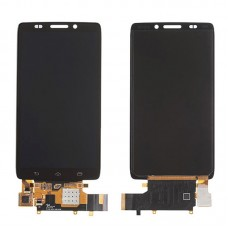2 in 1 (LCD + Touch Pad) Digitizer Assembly for Motorola Droid Ultra / XT1080(Black)