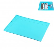 Insulation Pad Plastic Table Mats, Size: 34 x 23cm