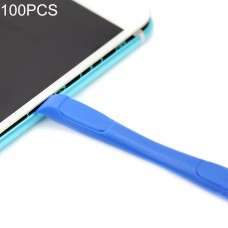 100 PCS JIAFA P8817 Mobile Phone Repair Tool Double-end Spudgers(Blue)
