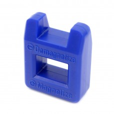 JF-8145 Magnet + Plastic Repairing Tool Filling Demagnetization Devices(Blue)