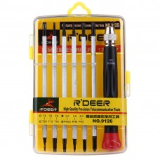 12 in 1 Precision Screwdriver Electronic Tool Set