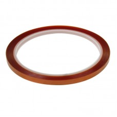 5mm High Temperature Resistant Dedicated Polyimide Tape for BGA PCB SMT Soldering, Length: 33m