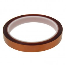 13mm High Temperature Resistant Dedicated Polyimide Tape for BGA PCB SMT Soldering, Length: 33m