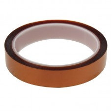 18mm High Temperature Resistant Dedicated Polyimide Tape for BGA PCB SMT Soldering, Length: 33m