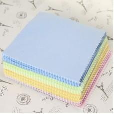 2400 PCS Soft Microfiber Dust Cloth for Mobile Phones, eyeglasses