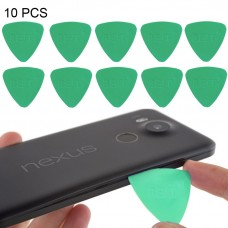 Best 10pcs in one packaging Mobile Phone Tool(Green)