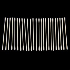 Cleaning Cotton Swabs for Cleanroom Use / Used to Purify All The LCD Panel(White)
