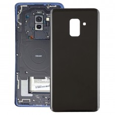 Back Cover for Galaxy A8 (2018) / A530(Black)