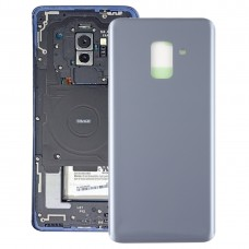 Back Cover for Galaxy A8 (2018) / A530(Grey)