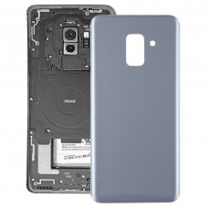 Back Cover for Galaxy A8+ (2018) / A730(Grey)