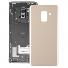 Back Cover for Galaxy A8+ (2018) / A730(Gold)