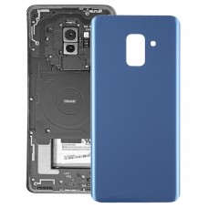 Back Cover for Galaxy A8+ (2018) / A730(Blue)