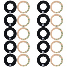 10 PCS Back Camera Lens for Huawei Honor Play 7X