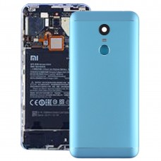 Back Cover with Camera Lens & Side Keys for Xiaomi Redmi 5 Plus(Blue)