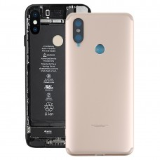 Back Cover for Xiaomi Mi 6X / A2(Gold)