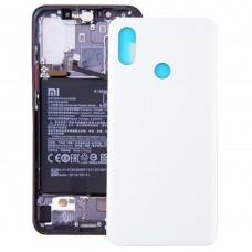 Back Cover for Xiaomi Mi 8(White)