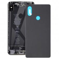 Back Cover for Xiaomi Mi 8 SE(Black)