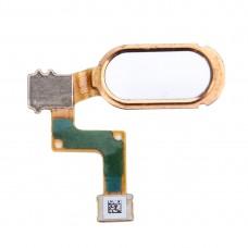 For Vivo X7 Plus Fingerprint Sensor Flex Cable(Rose Gold)