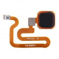 Fingerprint Sensor Flex Cable for Vivo X20 Plus / X20 (Black)