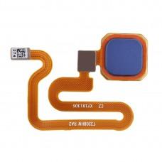 Fingerprint Sensor Flex Cable for Vivo X20 Plus / X20 (Blue)