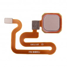 Fingerprint Sensor Flex Cable for Vivo X20 Plus / X20 (Rose Gold)