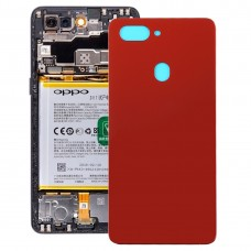 Back Cover for OPPO R15(Red)