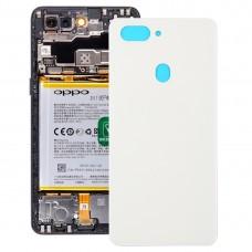 Back Cover for OPPO R15(White)