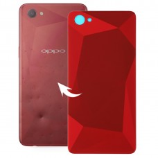 Back Cover for OPPO F7 / A3(Red)