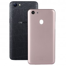 Back Cover for Oppo A73 / F5(Rose Gold)