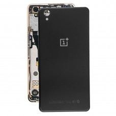 Battery Back Cover  for OnePlus X(Black)