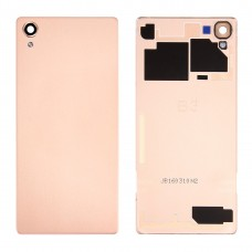 Back Battery Cover for Sony Xperia X (Rose Gold)